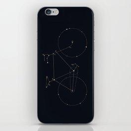 Bike Constellation iPhone Skin