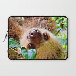 Awesome Sloth Laptop Sleeve