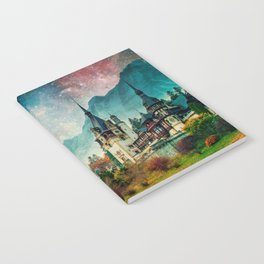 Faerytale Castle Notebook