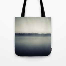 The Fog Will Flee Tote Bag