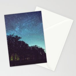 Cameloparadalid Meteor Shower Stationery Cards