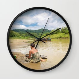 Bandarban Wall Clock