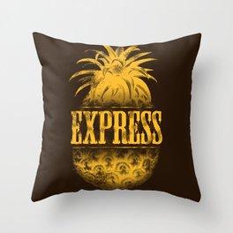 Pinaeapple Express Throw Pillow