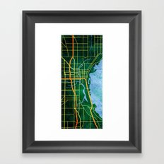 Miltown Framed Art Print