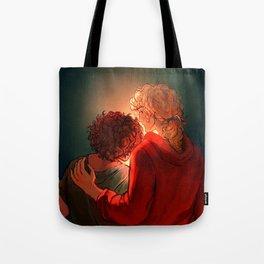 a glance Tote Bag