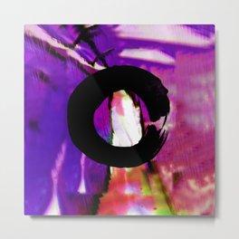 Enso Love 1L by Kathy Morton Stanion Metal Print