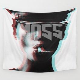 smokin' MOSS Wall Tapestry