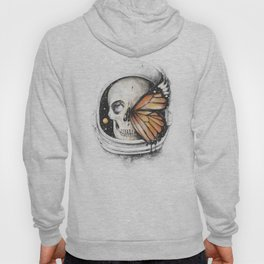 A Strange Existence of an Ending (A Space for a Beginning) Hoody