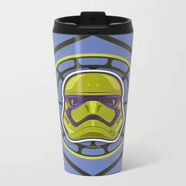 First Order TMNT Stormtrooper - Donatello Metal Travel Mug