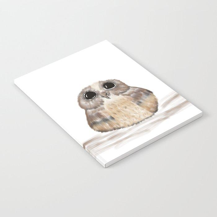 Sweet owl Notebook