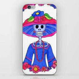 Catrina Doña Adela iPhone Skin