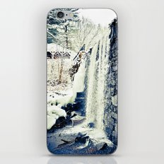 Frozen Falls iPhone & iPod Skin