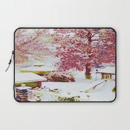 SNOW DAY - 015 Laptop Sleeve