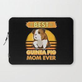 Best Guinea Pig Mom Ever Laptop Sleeve