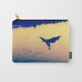 I Love You Seagull Carry-All Pouch