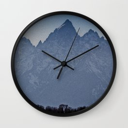 Teton Wall Clock