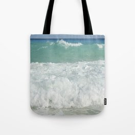 Carribean sea 9 Tote Bag