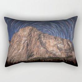 El Capitan Startrail 9-16-18 Rectangular Pillow