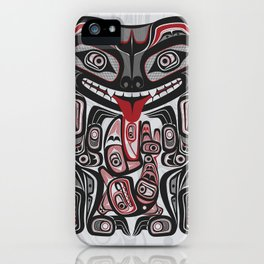 Bear Lund iPhone Case