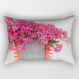 Summer Door Rectangular Pillow