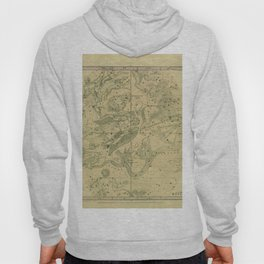 Atlas, Designed to Illustrate the Geography of the Heavens, plate IV (1850) Hoody