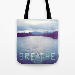 Breathe in the Beauty of Nature Tote Bag