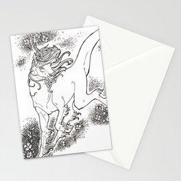 Sakura Kirin Stationery Cards