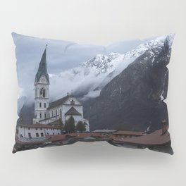 Parish Church of the Sacred Heart Pillow Sham