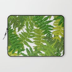 Fern Leaves Laptop Sleeve