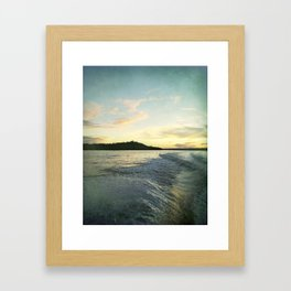 Now you can see Framed Art Print