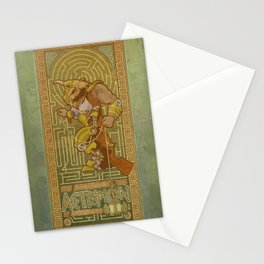 Ionic Asterion Stationery Cards