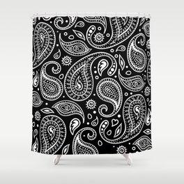 PAISLEY Shower Curtain