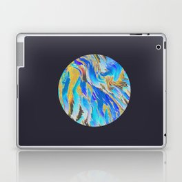 Blue Planet Laptop & iPad Skin