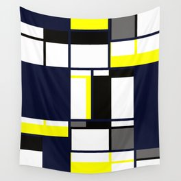 Strict geometry. Wall Tapestry