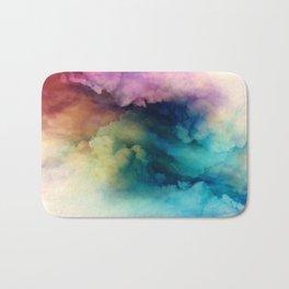 Rainbow Dreams Bath Mat