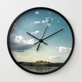 The loner Wall Clock