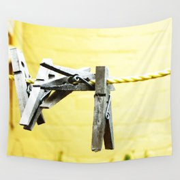 Between Jobs Wall Tapestry