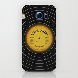 Solar System LP iPhone Case