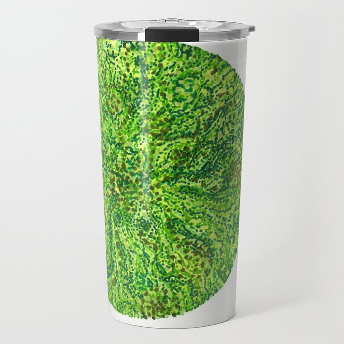 Feeling Green Travel Mug