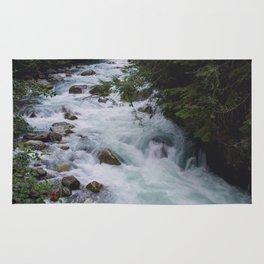 Nooksack River - Pacific Northwest Rug