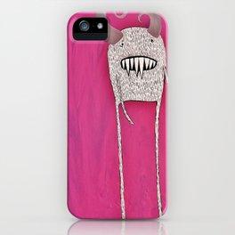 Mnstr iPhone Case