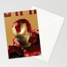 Iron Man MK VII Stationery Cards