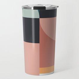 Abstract Geometric 07 Travel Mug