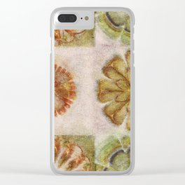 Sportsmanship Denuded Flowers  ID:16165-043357-97360 Clear iPhone Case