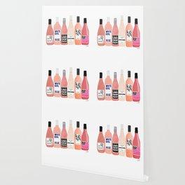 Rose Bottles Wallpaper