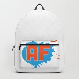 Animation Force Logo Backpack