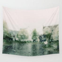The Rain In May Wall Tapestry