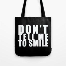 """You're Not Cute"" Tote Bag"