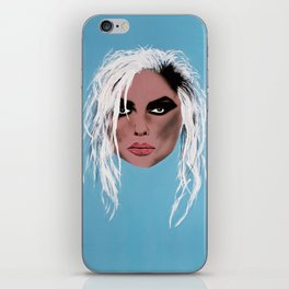 Debbie Harry - tribute piece to an icon iPhone Skin