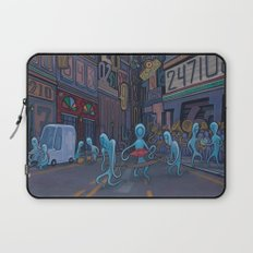 Number City Laptop Sleeve